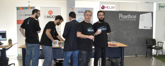 Our team is semifinalist in the MITEF Greece Startup Competition